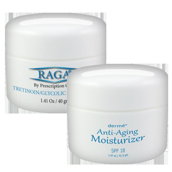Raga Cream & Anti-Aging Moisturizer